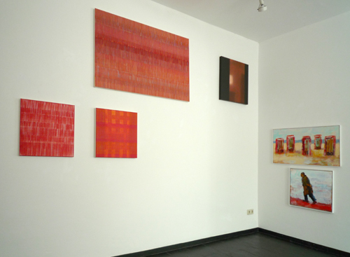Besch Farbe nikola dimitrov in situ atelier alte tabakfabrik home germany